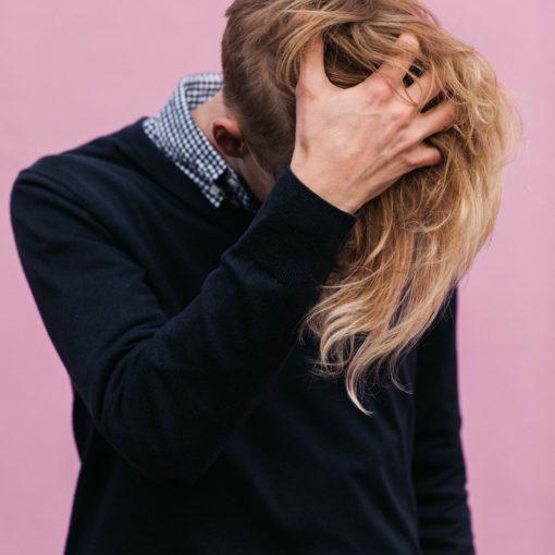 slowing hair loss down